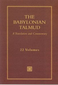 1565637070 | The Babylonian Talmud: A Translation and Commentary