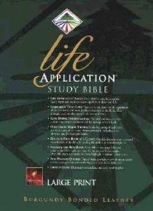 1414307217 | NLT Life Application Study Bible