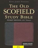 0195271297 | Pocket-Old Scofield Study Bible