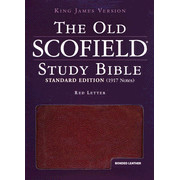 0195274164 | KJV Old Scofield Study Bible Standard