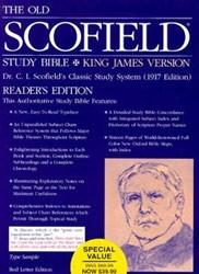 0195274180 | Old Scofield Study Bible-Standard