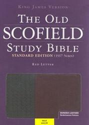 0195274814 | Old Scofield Study Bible Standard