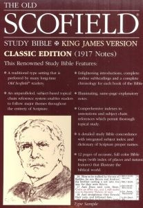 019527461X | KJV Old Scofield Study Bible