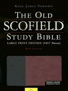 0195274865 | Old Scofield Study Bible-Large Print