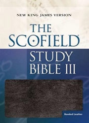 0195275284 | NKJV Scofield Study Bible III