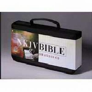 NKJV Bible - Audio Bible on CD