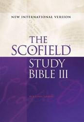 0195280008 | NIV- The Scofield Study Bible III