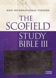 0195280083 | NIV Scofield Study Bible III