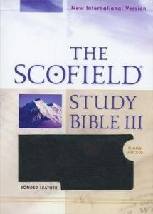 0195280024 | NIV Scofield III Study Bible