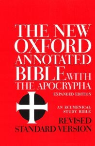 0195283481 | RSV New Oxford Annotated Bible With Apocrypha