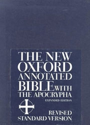 019528335X | RSV New Oxford Annotated Bible