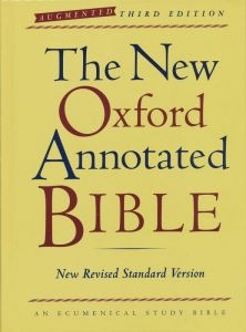 0195288750 | New Oxford Annotated Bible Augmented