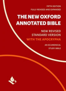 0195289609 | NRSV New Oxford Annotated Bible with the Apocrypha 5th Edition