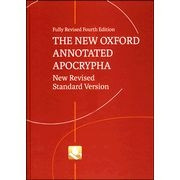 0195289617 | NRSV New Oxford Annotated Apocrypha 4th Edition