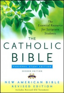 0195297911 | NABRE Catholic Personal Study Bible Softcover