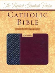 0195288556 | RSV Catholic Bible Compact