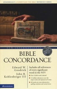 0310229022   NIV Bible Concordance