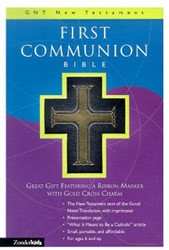 031070832X   GNT First Communion New Testament