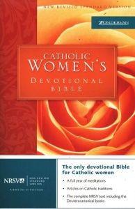 0310900573 | NRSV Catholic Women's Devotional Bible