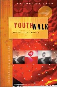 0310900875 | NIV Youthwalk Devotional Bible