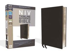 0310449715 | NIV Thinline Reference Bible Large Print