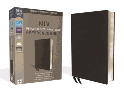 0310449766 | NIV Personal Size Large Print Reference Bible