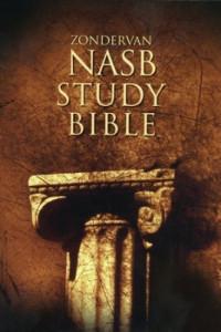 0310910927 | NASB Zondervan Study Bible
