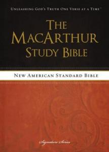 141855037X | NASB MacArthur Study Bible Hardcover