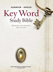 0899577504 | NASB Hebrew-Greek Key Word Study Hardcover