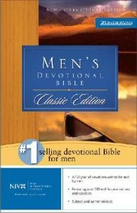 0310915856 | NIV Men's Devotional Bible