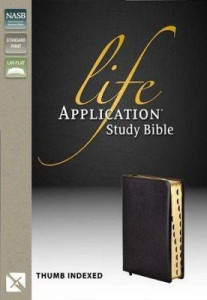 0310916410 | NASB Life Application Study Bible