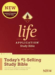 1496439465   NIV Life Application Study Bible