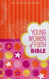 NIV Young Women of Faith Bible Hardcover