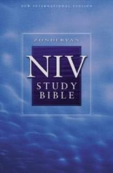 0310923069   NIV Study Bible Personal Size
