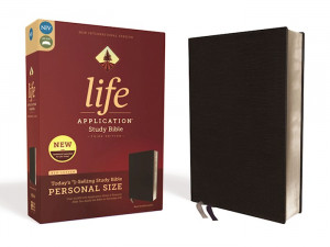 0310452996 | NIV Life Application Study Bible Personal Size (Third Edition)