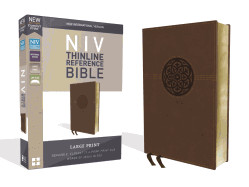 031044960X | NIV Thinline Reference Bible Large Print