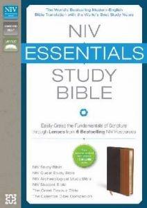 0310442427 | NIV Essential Study Bible