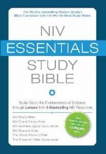 0310442419 | NIV Essential Study Bible