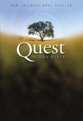 0310928109 | NIV Quest Study Bible
