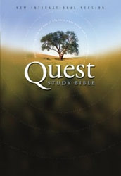 0310928125 | NIV Quest Study Bible