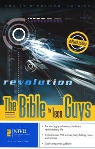 0310936632 | NIV Revolution: The Bible for Teen Guys