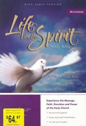 0310928257 | KJV Life in the Spirit Study Bible