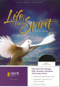 KJV Life in the Spirit Study Bible