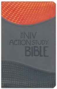 0830772553 | NIV The Action Study Bible Premium Edition Imitation Leather