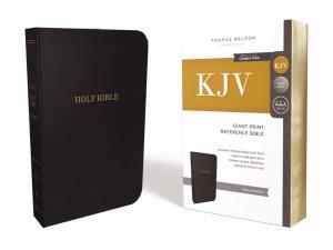 078521528X | KJV Reference Bible-Giant Print Center Column