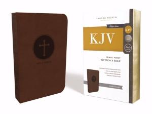 0785215409   KJV Giant Print Reference Bible