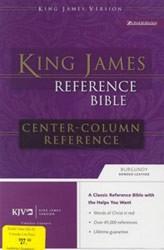 0310931878 | KJV Reference Bible-Center Column