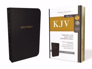 0785215492 | KJV Personal Size Giant Print Reference Bible Comfort Print