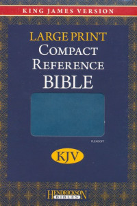 1598566180 | KJV Large Print Compact Reference Bible