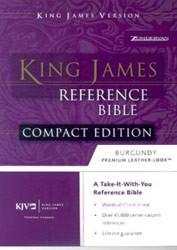 0310932009 | KJV Reference Bible-Compact